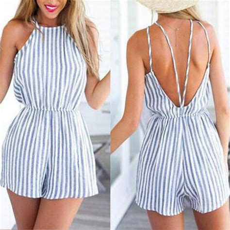 Summer casual backless dresses outfit style 21   Fashion Best