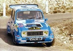 Renault Rally Cars Renault 4 Rally Car Auto Renault 4 Cars