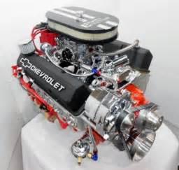 chevy 383 stroker turn key car engine engine
