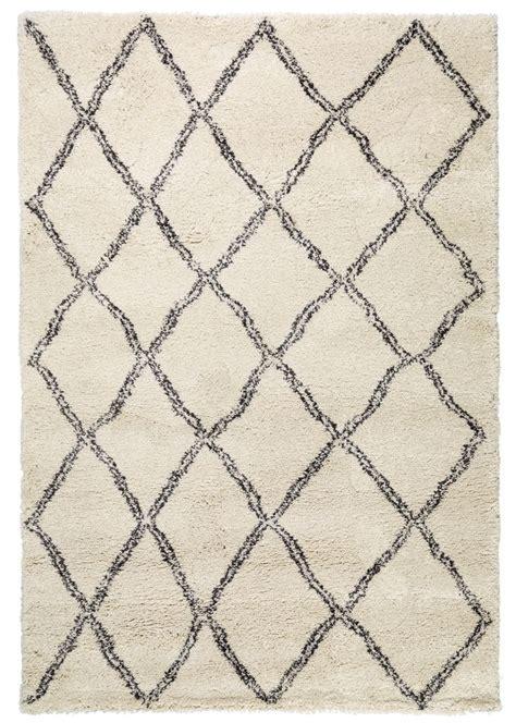 tapijt jysk vloerkleed aksfrytle 160x230 off white jysk