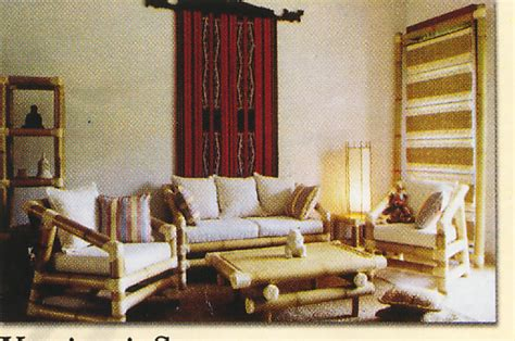 bamboo living room set bamboo living room furniture home interior design