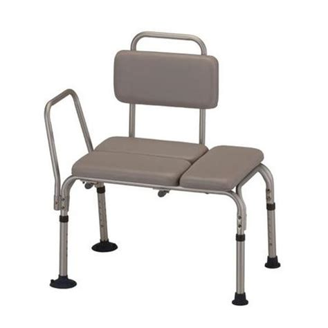 padded transfer bench nova padded transfer bench bellevue healthcare