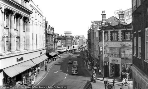 new year in kingston upon thames photo of kingston upon thames clarence c 1965