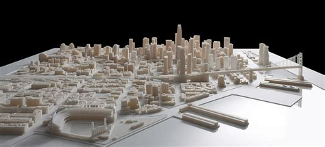 3d architectural design 3dprint com socketsite largest ever 3d printed model of san