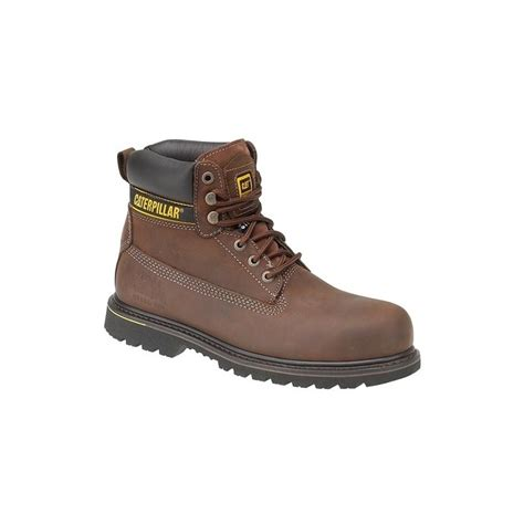 Caterpillar Holton Safety Boots cat holton s3 safety boots