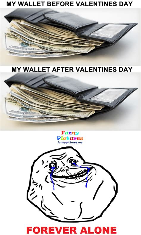 Alone On Valentines Day Meme - happy valentine s day delicious randomness