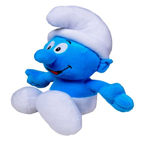 smurf character teddy soft plush teddy bears uk