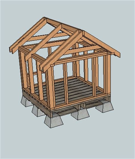 dog house instructions ana white east fork free doghouse or playhouse or