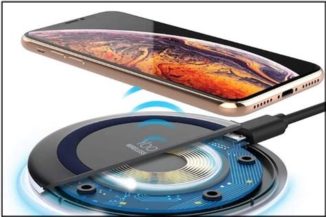 best wireless chargers for iphone xs max iphone xr xs stand pads safe in 2019