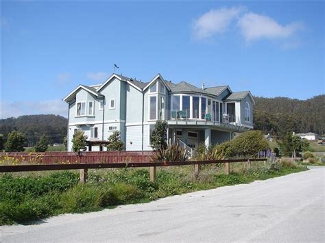 The House Half Moon Bay by 5 Br Exclusive Half Moon Bay Oceanfront Home Vrbo