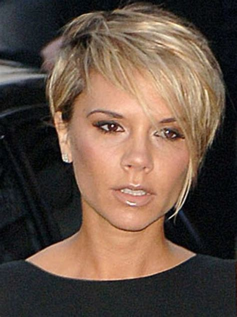 when did victoria beckham cut her hair very short victoria beckham pixie cut blonde google search diy