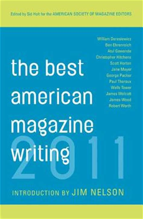 The Greatest American Intro The Best American Magazine Writing Paperback Book Passage