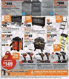 black friday ad home depot black friday 2016 home depot ad scan buyvia