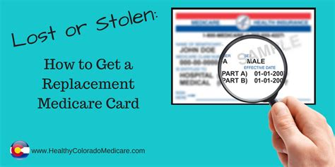 Sssgovmy Acccountreplace Lost Medicare Card