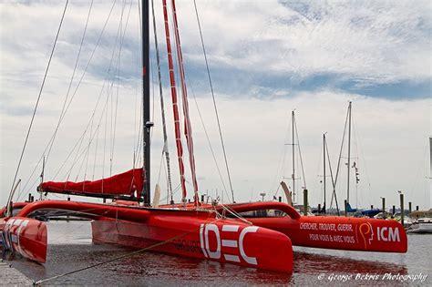 trimaran transatlantic francis joyon s trimaran idec capsizes off usa coast after