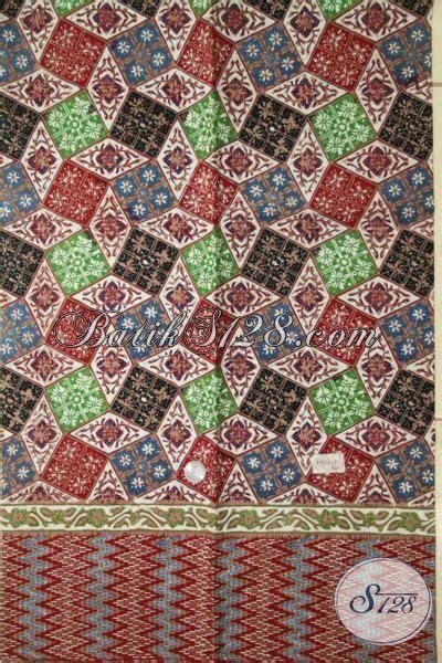 Kain Tulis Warna batik kain cap tulis tiga motif warna bagus pilihan tepat