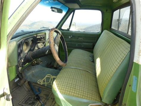 1975 Chevy Truck Interior by 1975 Chevy Truck Interior Pictures To Pin On