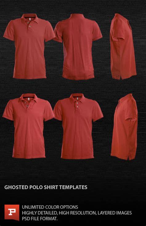 Photorealistic Custom Polo Shirt Template Psd Polo Shirt Mockup Template Psd