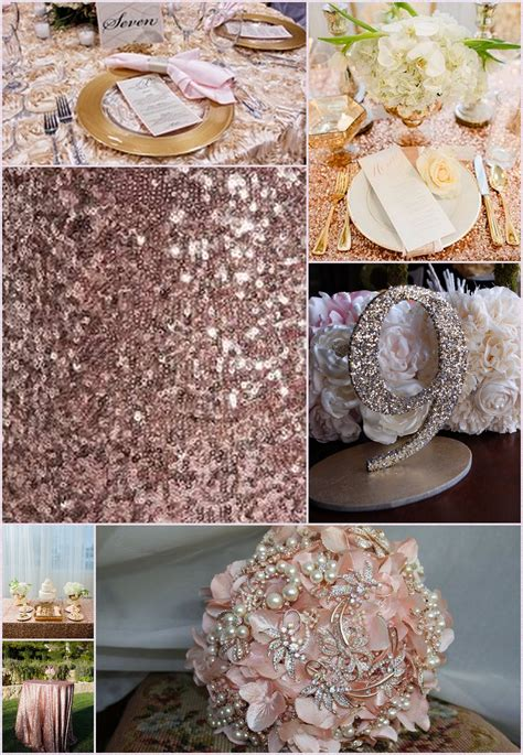 wedding themes with rose gold rose gold wedding inspiration dream wedding design