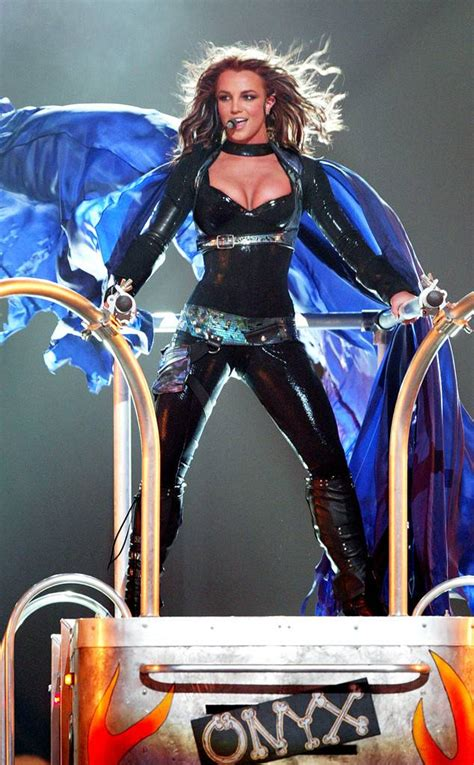 britney spears concert catsuit 3 from britney spears best concert costumes e