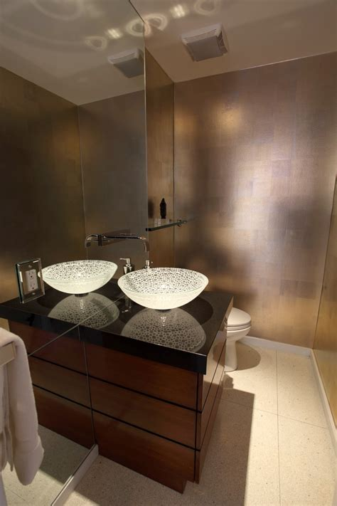 Decorative Towels For Powder Room by Decorative Recessed Lighting With Modern Wall Decor Powder
