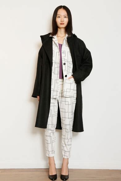 Yeohlee Fallwinter 2007 Runway Review by Yeohlee New York Pre Fall 2016 17 Shows Vogue It