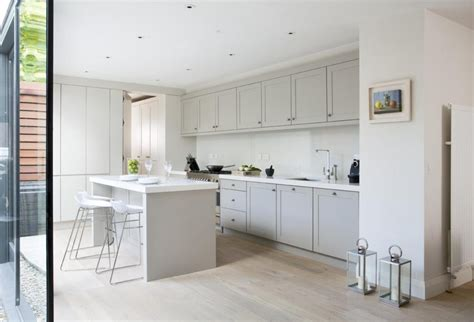 french white kitchen cabinets 40 romantic and welcoming grey kitchens for your home