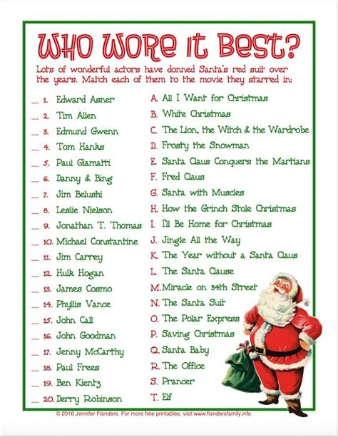 printable games for christmas party 34 best images about xmas party games on pinterest