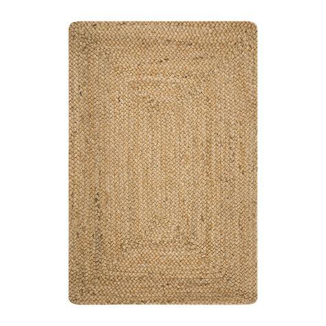 hemp rug buy nkuku braided hemp rug large amara