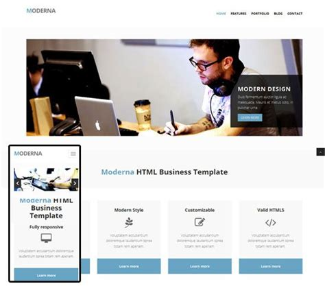 responsive business website templates 17 best images about free small business template on