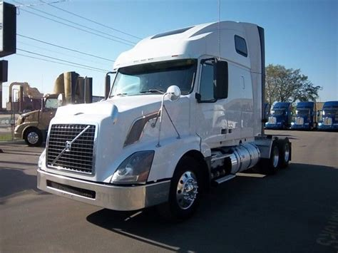 truckertotrucker volvo 2011 volvo vnl670 conventional sleeper truck in