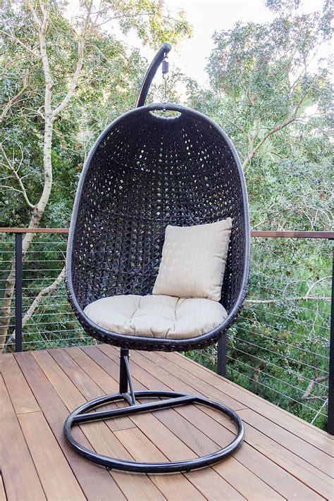 hanging basket chair nimbus outdoor hanging basket chair hl nimbs bskt