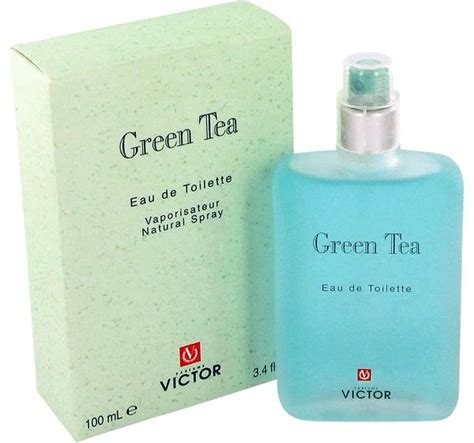 Parfum Musk By Lilian Green Tea green tea victor perfume for by parfums victor