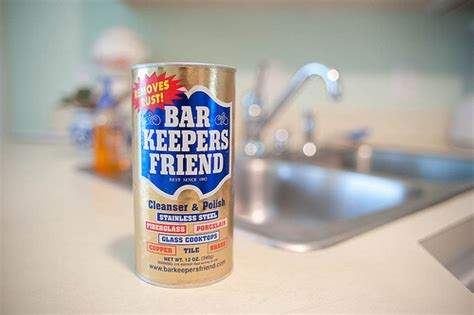 bar keepers friend stove top cleaner top uses for bar keepers friend chaotically creative