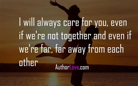 Even If Youre Not That Of by I Will Always Care For You Even If We Re Not