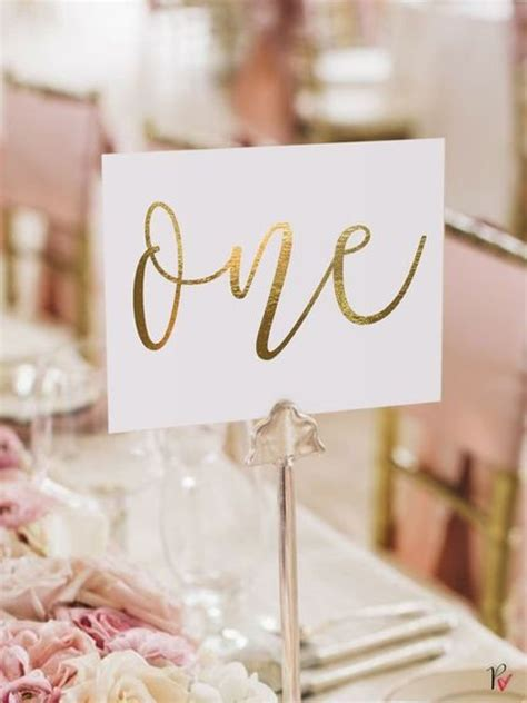 Wedding Table Numbers by 17 Winter Wedding Table Numbers Ideas Happywedd