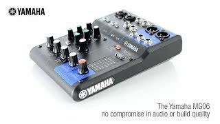 Paket Pa System Yamaha Mg 10xu Usb Yamaha Dbr 10 yamaha mg 06 171 mischpult