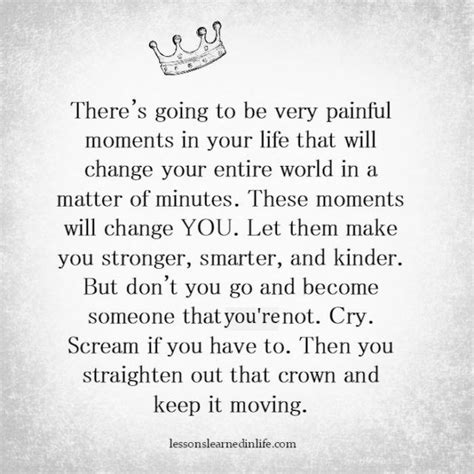 Moving On moving on quotes lessons learned in quote of the