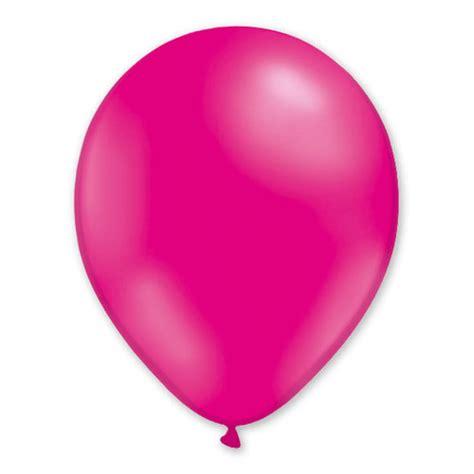 ballon fuschia
