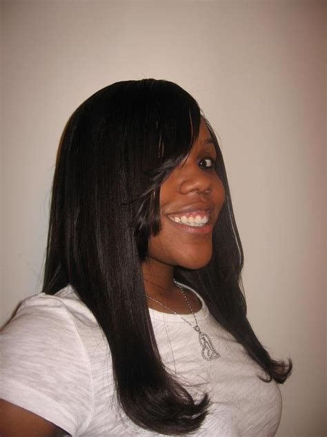 partial weaves with natural hair partial head weave eklecticdesignz