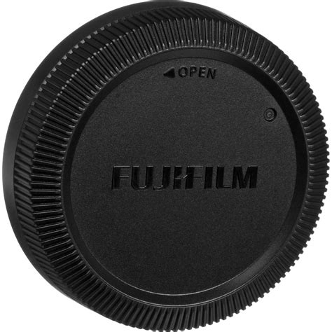 Fujifilm Cap For Fujifilm X Mount Lenses fujifilm rear lens cap for fujifilm x mount lenses