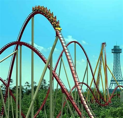 9 Rankers Of The Roller Coaster World by 37 Best Island Images On Island