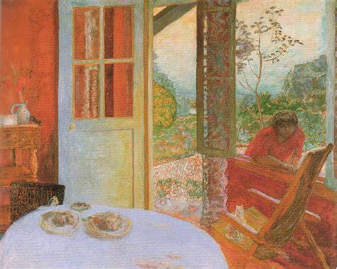 The Dining Room In The Country Bonnard jumblart bonnard the dining room in the country