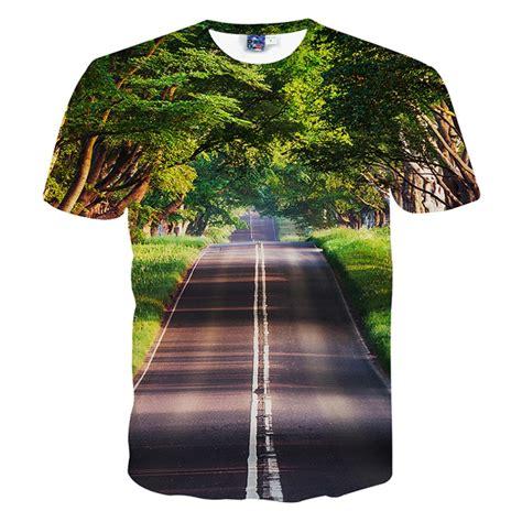 Abstrak Printing Top 3d printed tshirt thinker printing abstract t shirt unisex