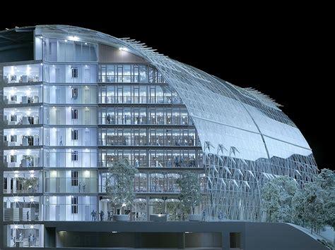 Audi Zentrum Frankfurt by Modelle