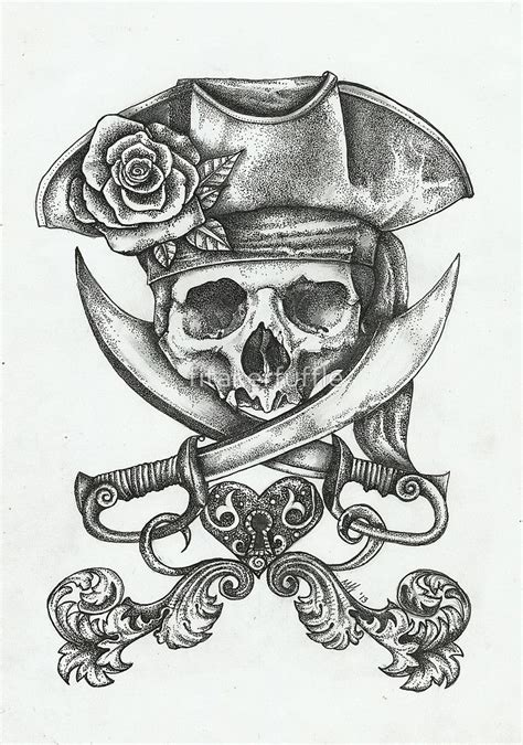 pirate skull tattoo 25 best ideas about pirate on pirate