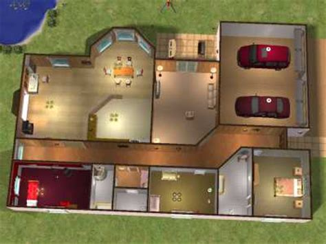 sims 3 5 bedroom house mod the sims 3 bedroom family house no cc