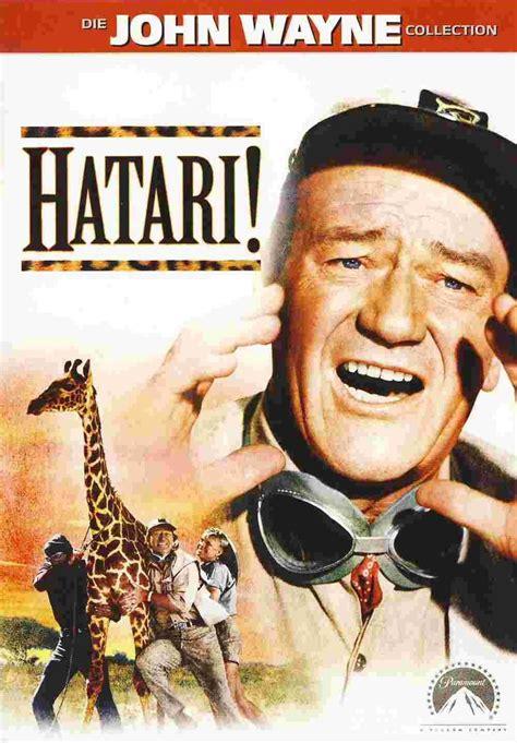 Hatari John Wayne Junglekey Fr Image