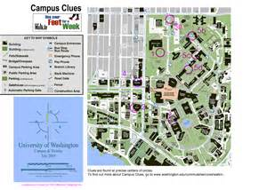 Washington State University Map by University Of Washington Map University Of Washington Wa