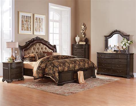 homelegance faust upholstered sleigh platform storage homelegance londrina upholstered platform storage bedroom